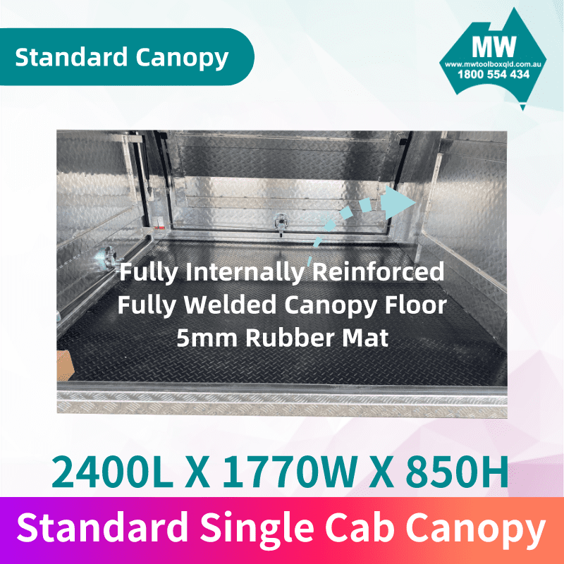 Single Cab Canopy 3