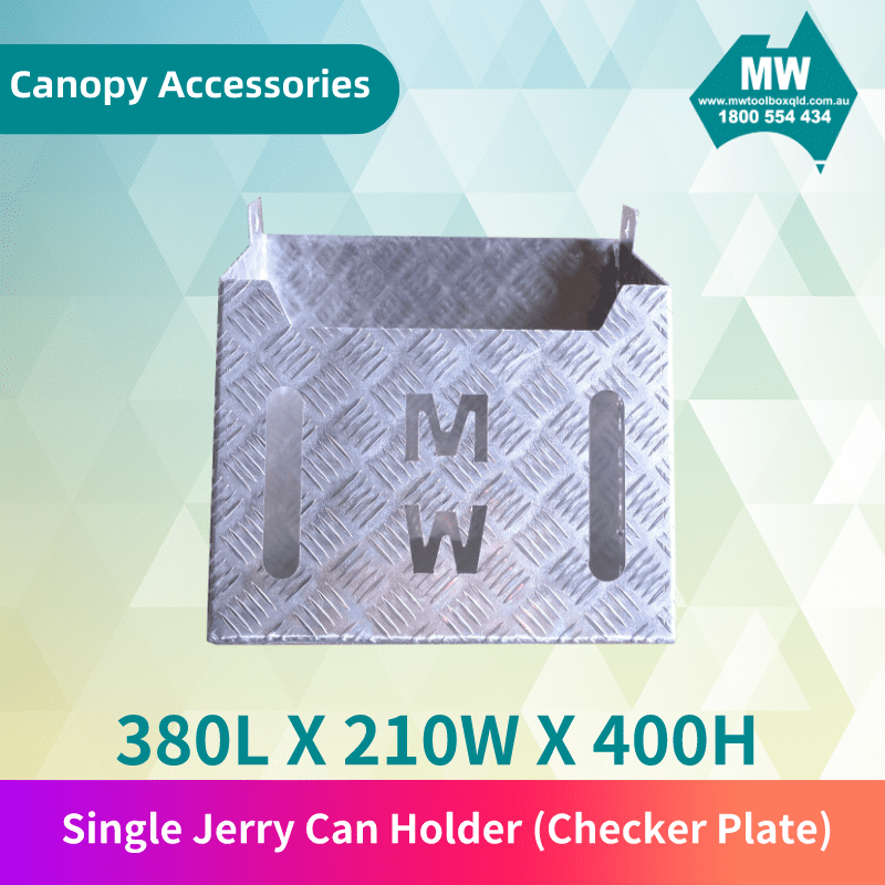 Single Jerry Can Holder-1