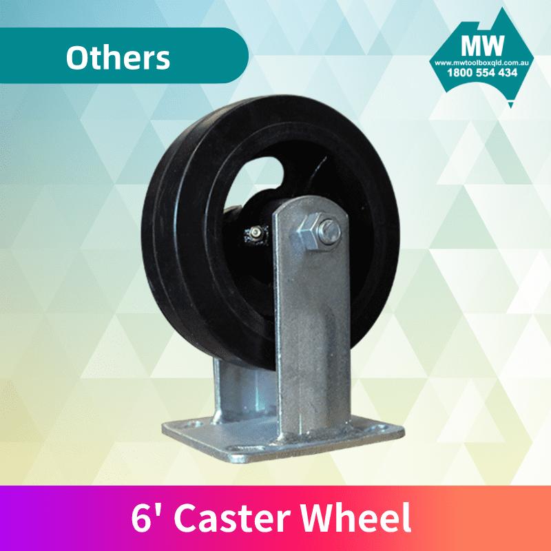 """6"""" Caster Wheel"""