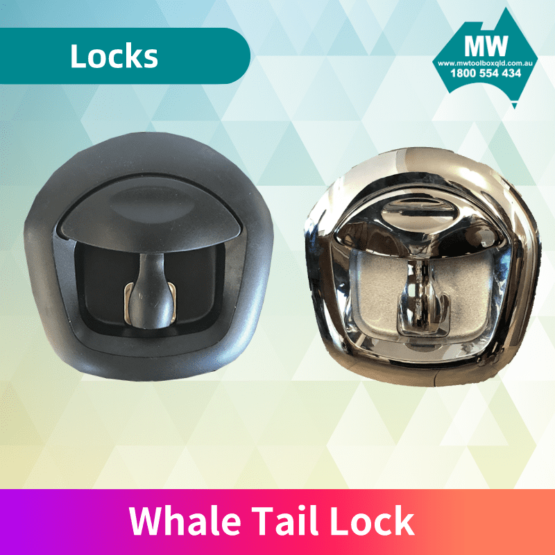 Whale Tail Lock