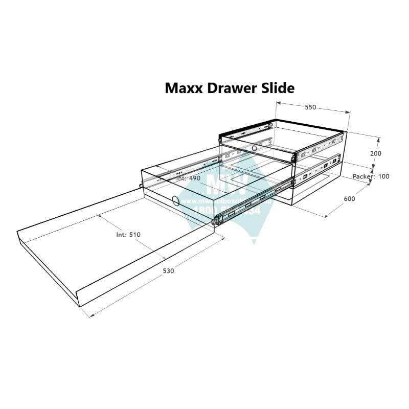 Maxx Drawer Slide-7